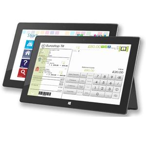 e-pos tablet