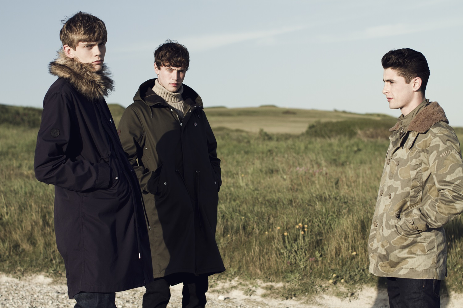 Pretty Green appoints Eurostop to introduce new retail ... Liam Gallagher