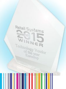 Retail Systems Awards winner