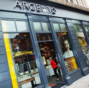 Northern Ireland jeweller Argento chooses retail systems from Eurostop to support aggressive expansion plans