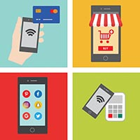 cashless society and the retailer mobile payments