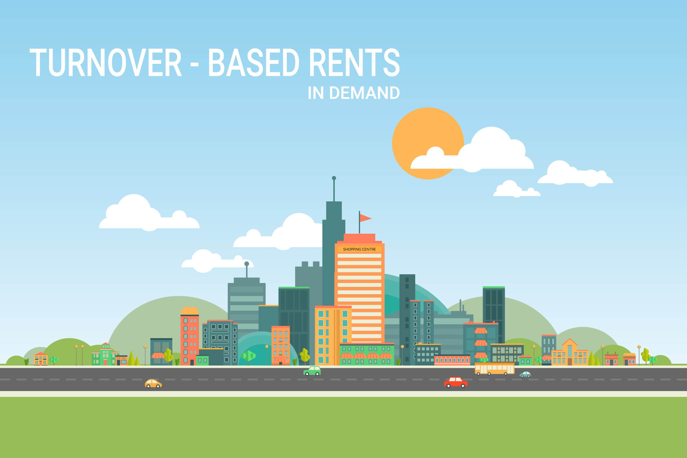 Turnover-Based Rents | Tenant Management System