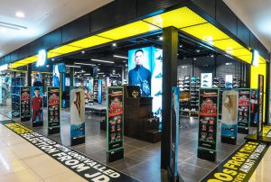 JD Sports Gurney Plaza Penang EPOS