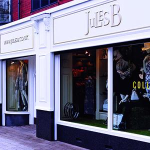 Retail Interview Jules B
