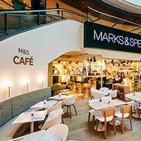 POS for in store cafés, enhancing the brick and mortar experience