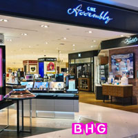 BHG Singapore launches new concept store at Raffles City utilising Eurostop's Retail Solution