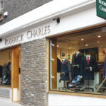 Classic men's clothing retailer, Roderick Charles, measures up to customers' demands with Eurostop retail systems