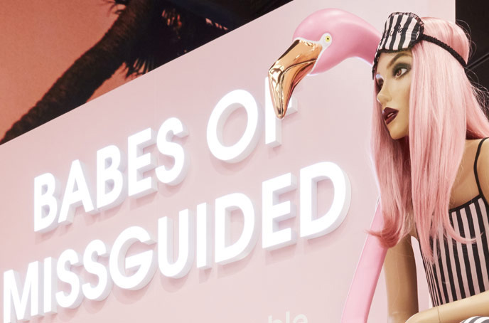 Missguided - Bluewater