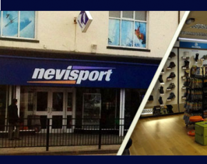 nevisport shop