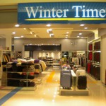 Winter Time wraps up its sales and improves service with Eurostop retail systems